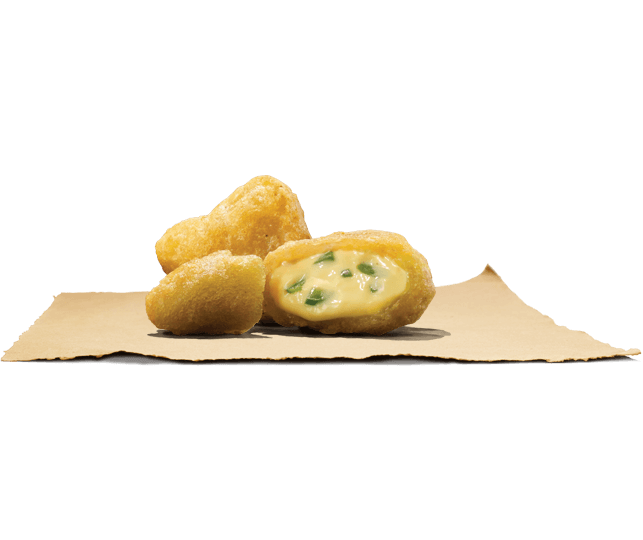 Cheesy Bites