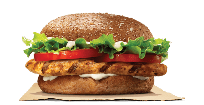 Lite Chicken WHOPPER®